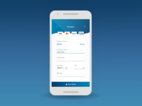 Daily UI #002 Credit Card Checkout