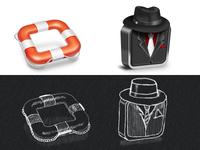 Icons for appcartel.com