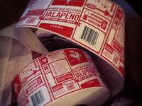 Adoboloco Label Rolls