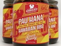 PAU! HANA! HAWAIIAN BBQ!