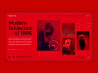 Fashion blog - Modern.io