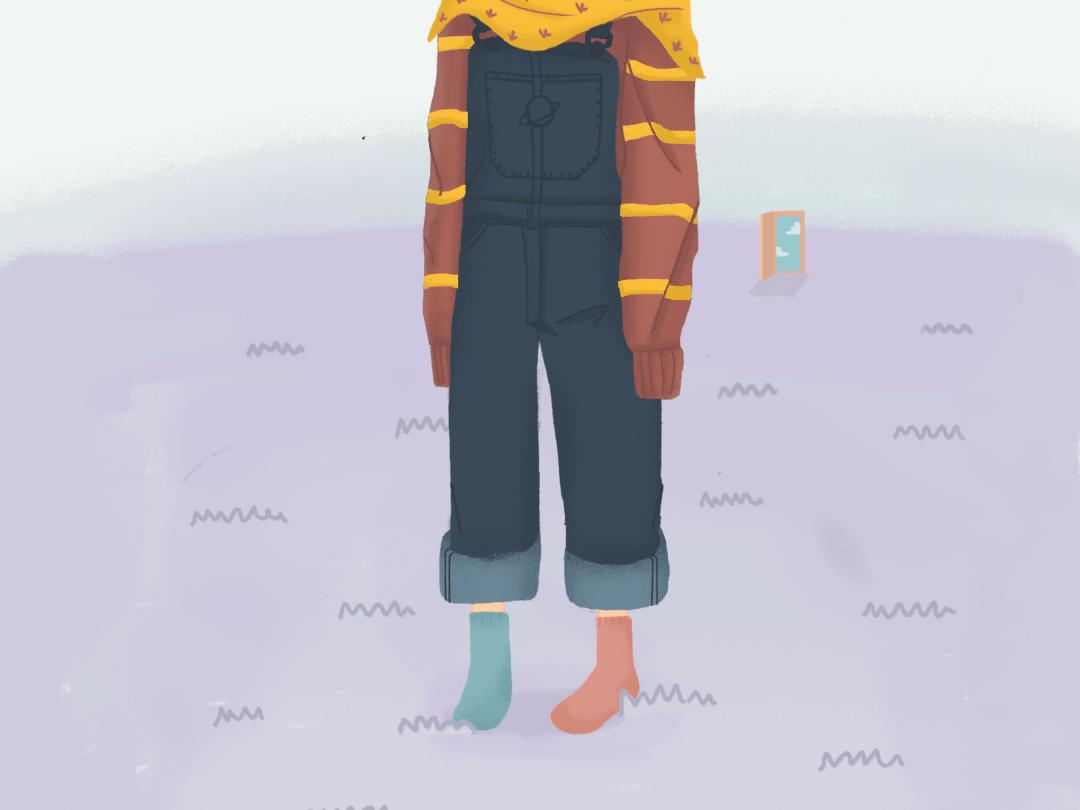 Unknown land characterdesign drawings design hijab illustration girls artwork digitalart
