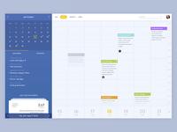 Smart Calendar UI