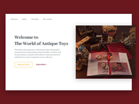 The World of Antique Toys