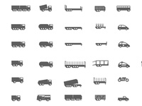 Vehicle Pictograms