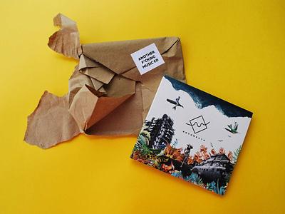Novomesto cd cover design music cover music art cd artwork artwork cd cover collage packaging illustration