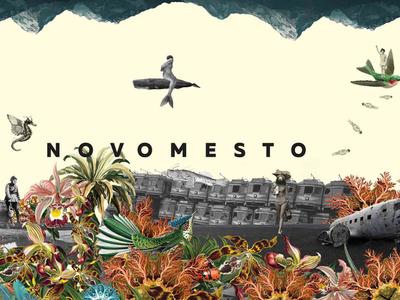Novomesto cd cover design