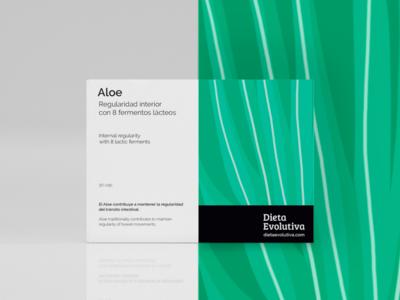Packaging design Aloe cinema 4d illustration brand concept package package design packaging branding design