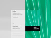 Packaging design Aloe