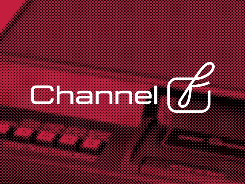 Channel F aviture channel f obscure console gaming retro branding brand logo