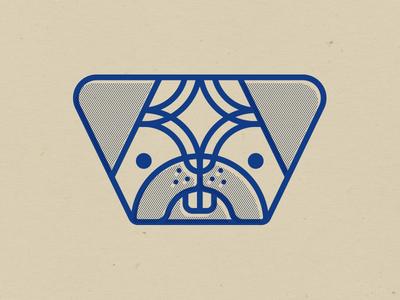 Geometric Ugly Pup