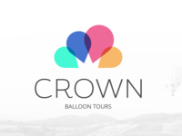 Hot Air Balloon Logo - Daily Logo Challenge #02