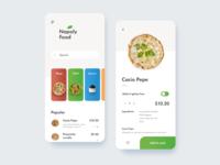 Italian Food Delivery App