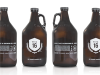 Take 16 Growlers