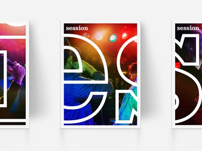 Percolate Session Event Posters