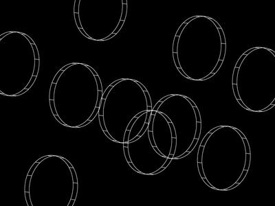 Circles geometry shapes circles outline dimension shape circle