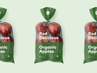 Farm Market Apple Bags