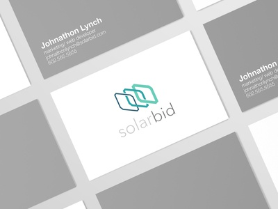 Solarbid Logo Design