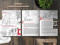 Artist in residence brochure