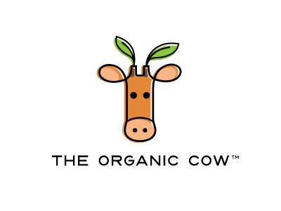 Organic cow 400x300