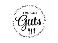 I've Got Guts [B/W 1]