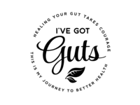 I've Got Guts [B/W 2]