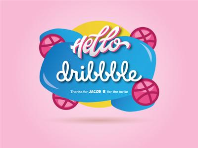Hello Dribbble ^_^