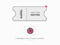 [Ended] 2x Dribbble Invites