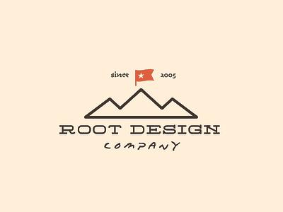 Root Design Company Anniversary Logo 3