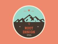 Root Design Company Anniversary Logo 4