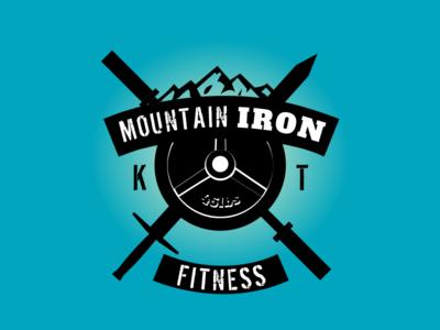 Mountain Iron Fitness 1 logo