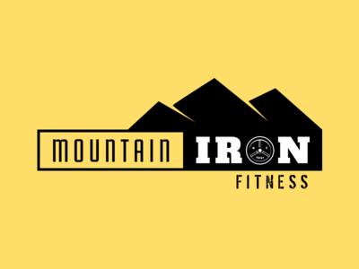 Mountain Iron Fitness 2 logo