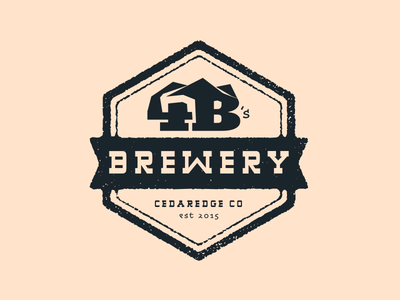 4B's Brewery 2 logo