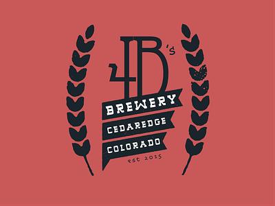 4B's Brewery 3 logo