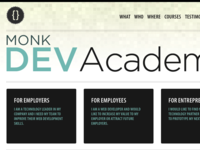Monk Dev Academy