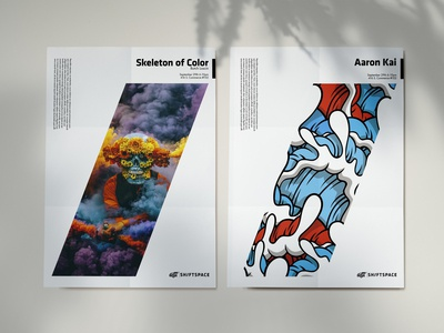 ShiftSpace Posters
