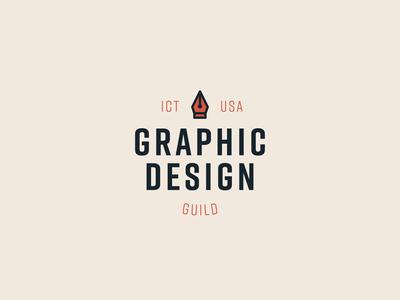 Graphic Design Guild Badge