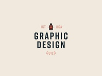 Graphic Design Guild Badge
