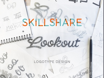 Skillshare Logotype Design