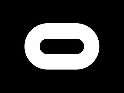 Oculus logo vr symbol identity branding logo