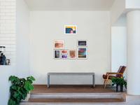 Unsplah gallery wall