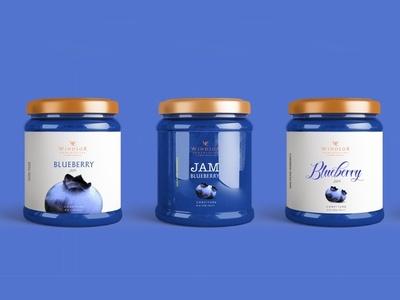 Jam Branding & Packaging! minimal creative design package mockup package design art vector identity typography illustration design clean branding mock-ups