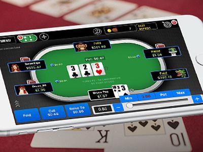 Online Android Poker Sbobet Dribbble