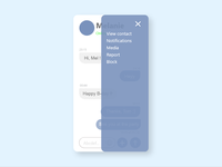 Direct Messaging- Daily UI 013