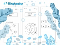 #7 Wireframing- Artist of Life App