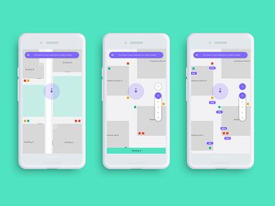 UI for waste monitoring app app design app mobile app mobile portfolio ui sketch design