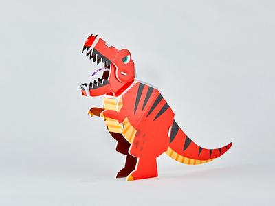 T Rex 3D