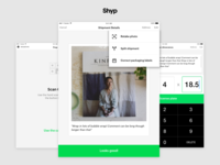 Shyp Anchor app