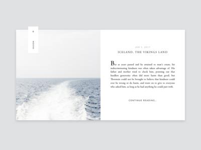 Journal Card 🌿