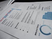 Resume Printed